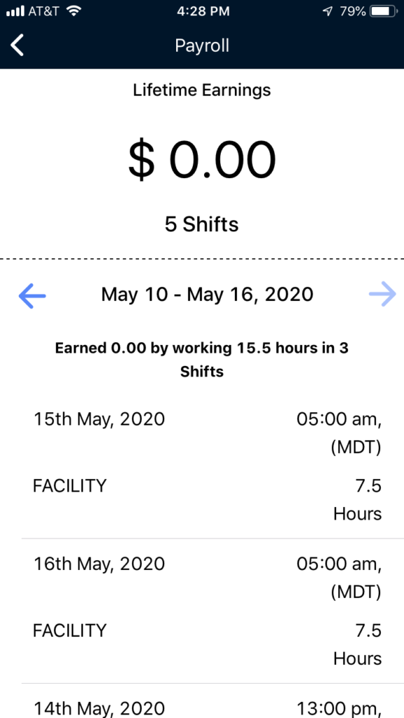 How Do I View My Earnings In The Clipboard Health App Clipboard Health