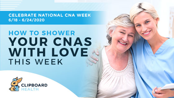 Read more about the article Celebrate National CNA Day: How to Shower Your CNAs with Love This Week
