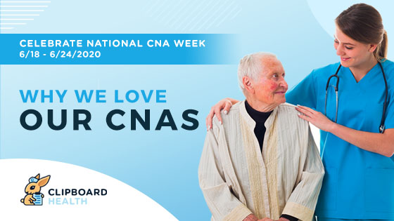 Read more about the article National CNA Week: Why We Love CNAs