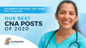 Celebrate National CNA Week: Our Best CNA Posts This Year