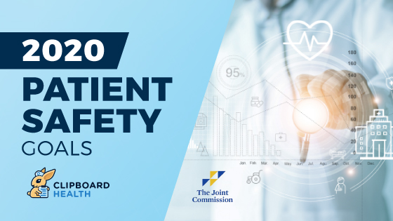 2020 National Patient Safety Goals