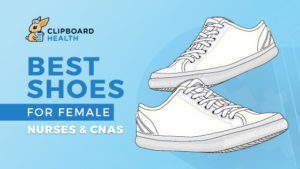 The Best Shoes for Female Nurses and CNAs