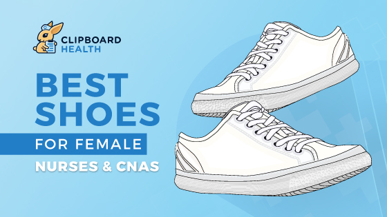 Read more about the article The Best Shoes for Female Nurses and CNAs