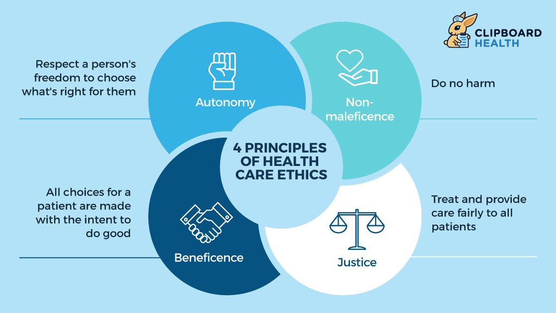 Read more about the article How the 4 Principles of Health Care Ethics Improve Patient Care