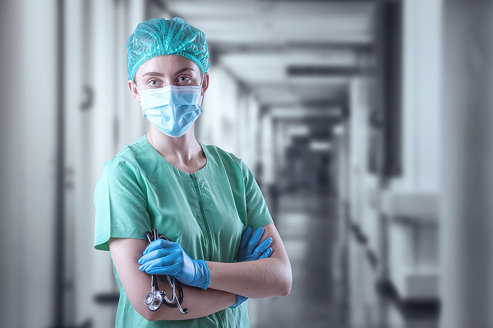 Read more about the article What's My Risk Working at a Facility with Positive COVID-19 Cases