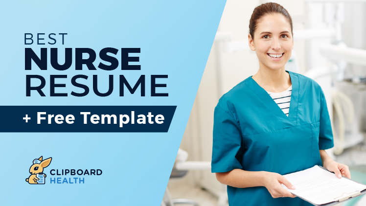 Read more about the article Best Nurse Resume + Free Template