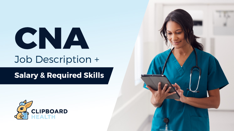 Read more about the article CNA Job Description, Salary, & Required Skills