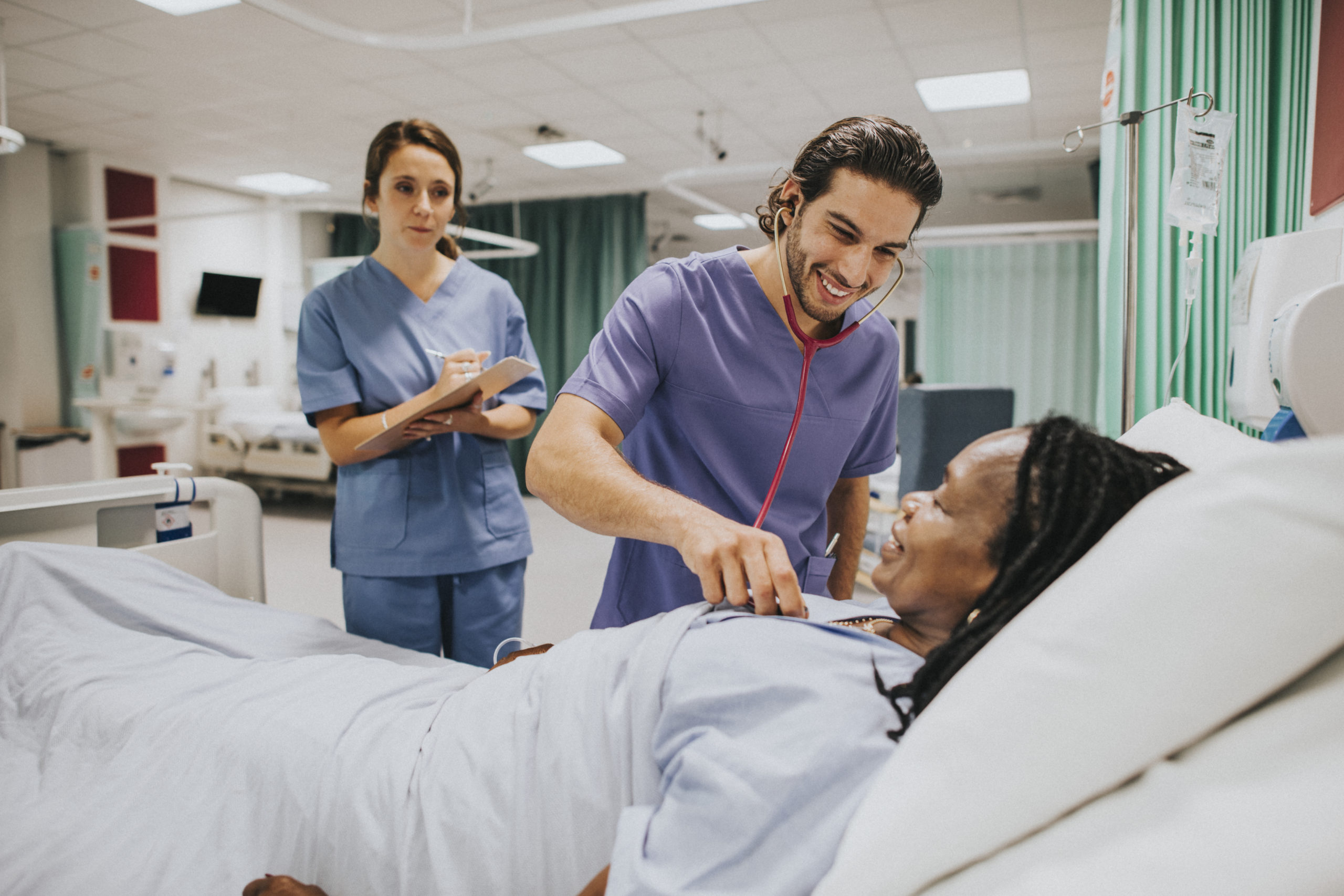Read more about the article RN to Patient Staffing Ratio — Here's What the Federal Government Says